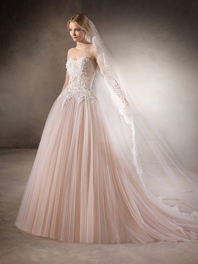 Коллекция свадебных платьев La Sposa 2017 фото №47