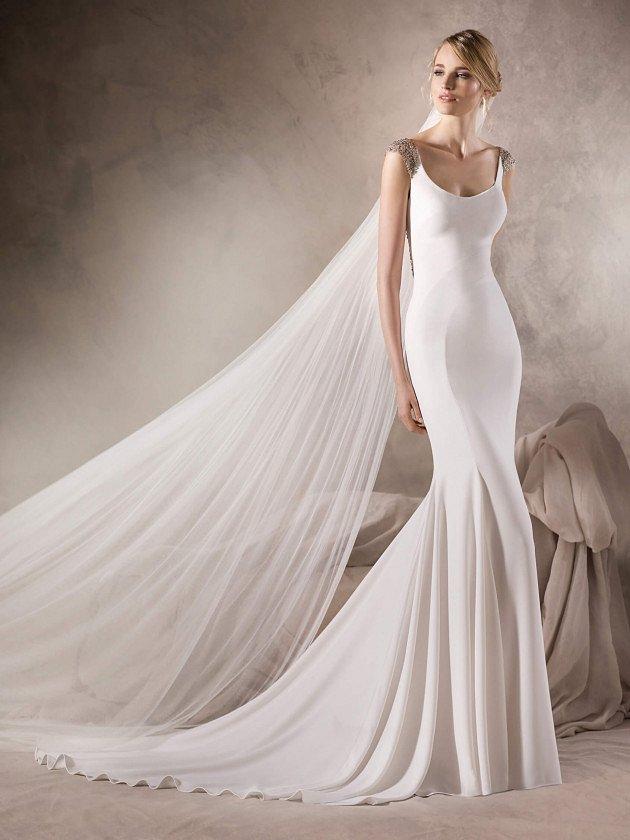 Коллекция свадебных платьев La Sposa 2017 фото №48