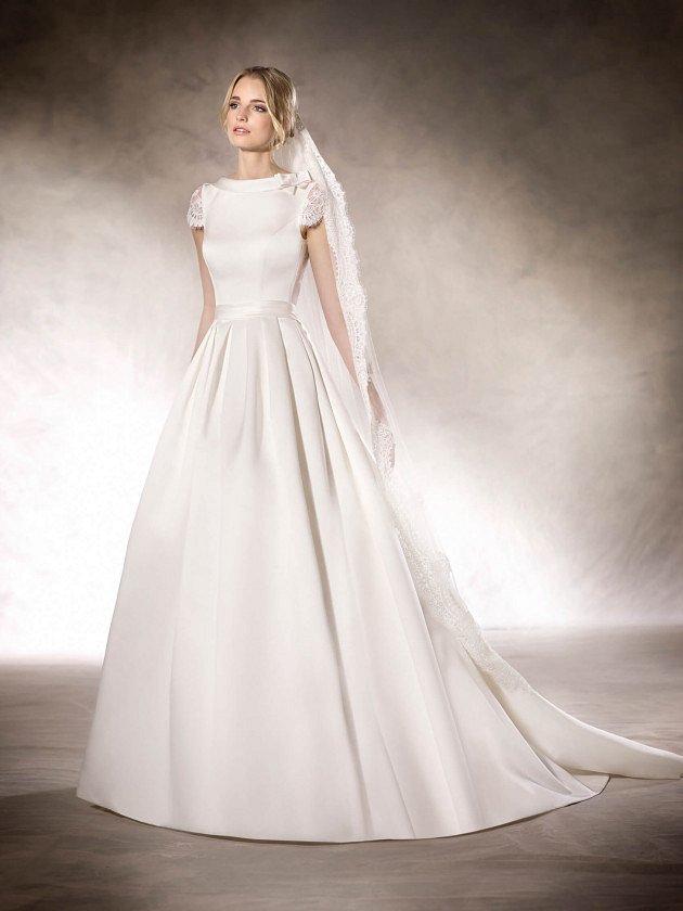 Коллекция свадебных платьев La Sposa 2017 фото №49