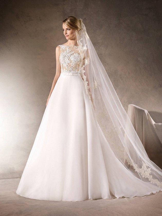 Коллекция свадебных платьев La Sposa 2017 фото №50