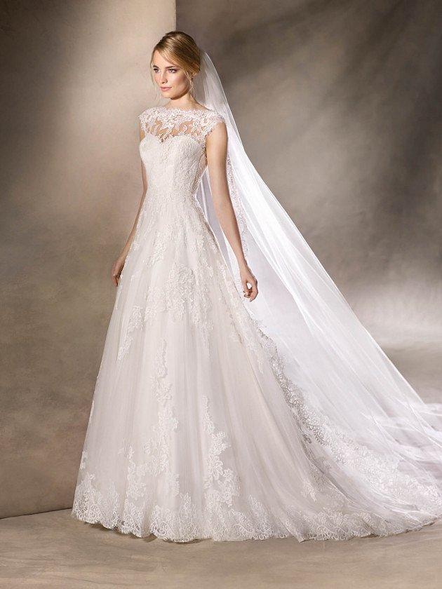 Коллекция свадебных платьев La Sposa 2017 фото №51