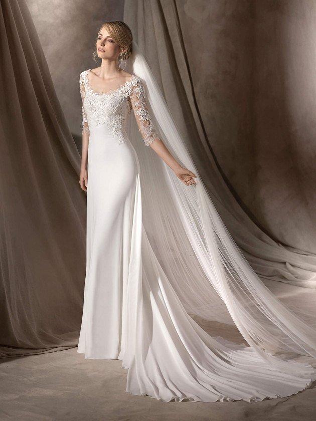 Коллекция свадебных платьев La Sposa 2017 фото №52