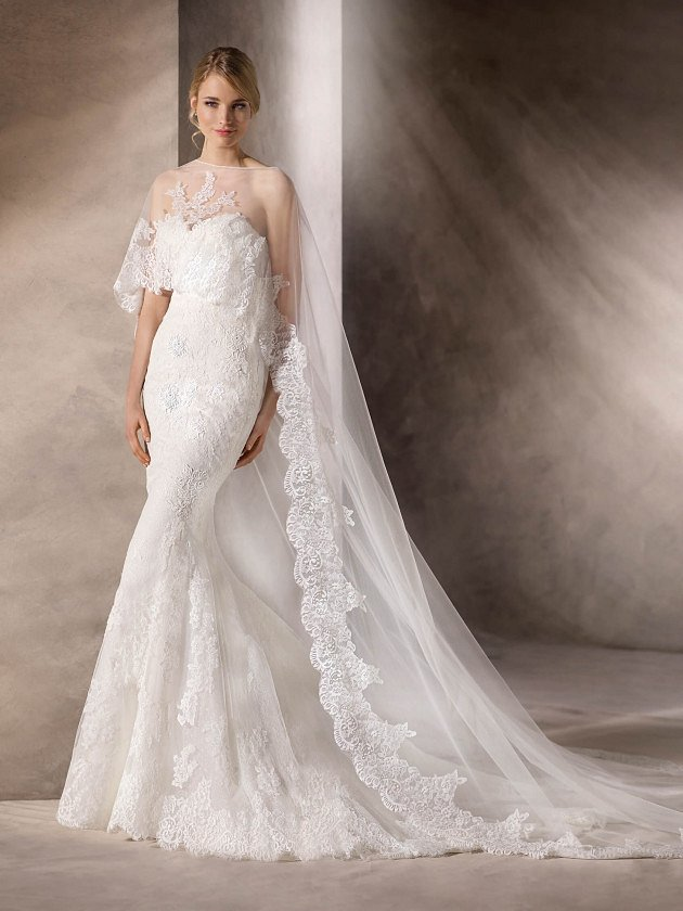 Коллекция свадебных платьев La Sposa 2017 фото №53