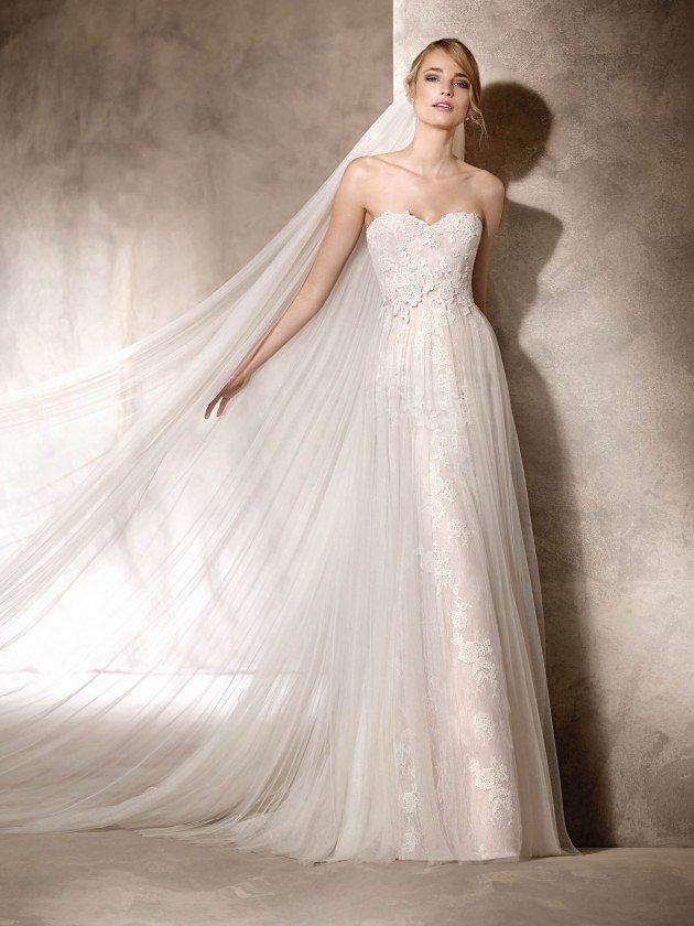Коллекция свадебных платьев La Sposa 2017 фото №54