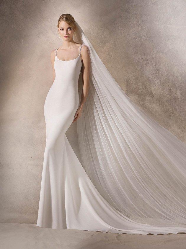 Коллекция свадебных платьев La Sposa 2017 фото №55