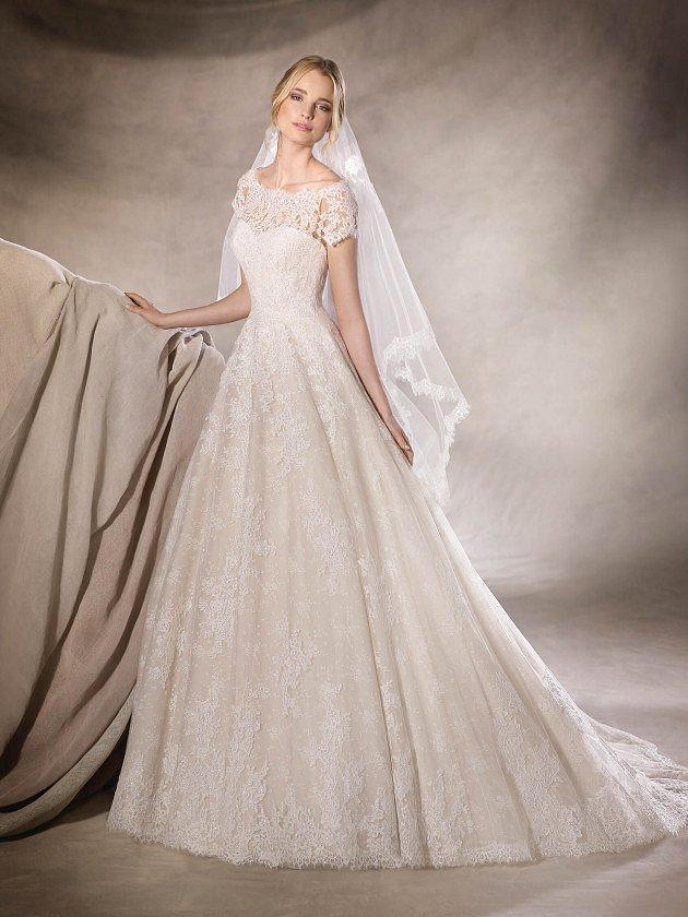 Коллекция свадебных платьев La Sposa 2017 фото №56