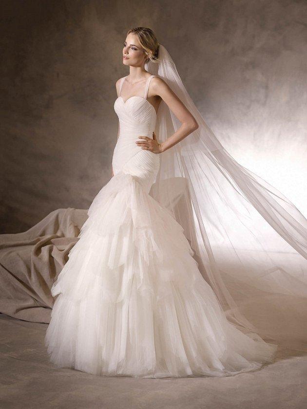 Коллекция свадебных платьев La Sposa 2017 фото №58