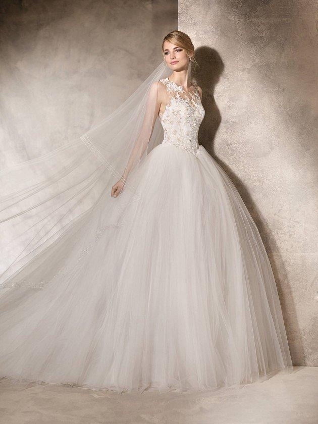 Коллекция свадебных платьев La Sposa 2017 фото №59