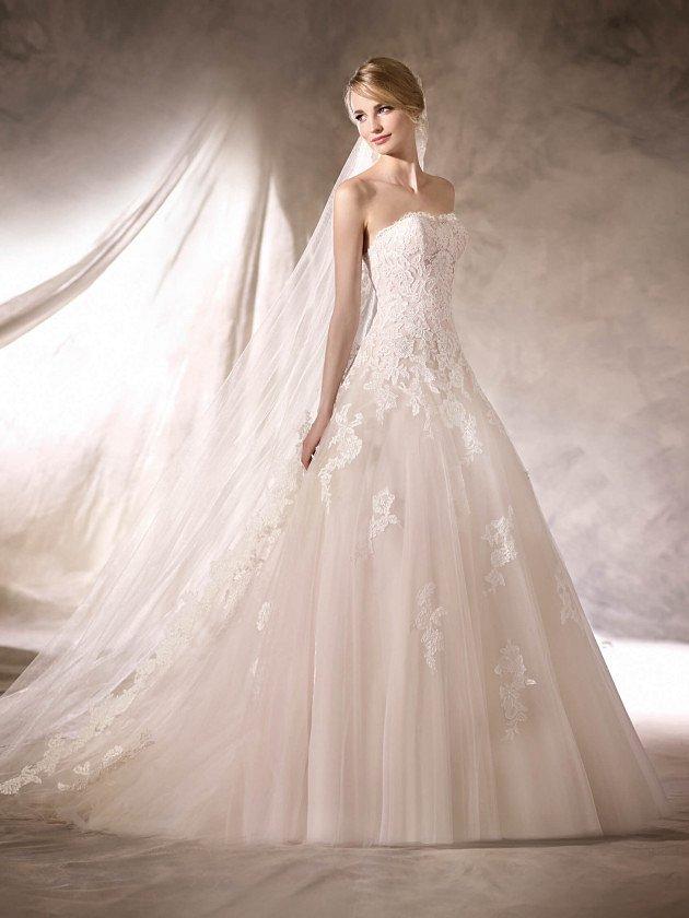 Коллекция свадебных платьев La Sposa 2017 фото №60