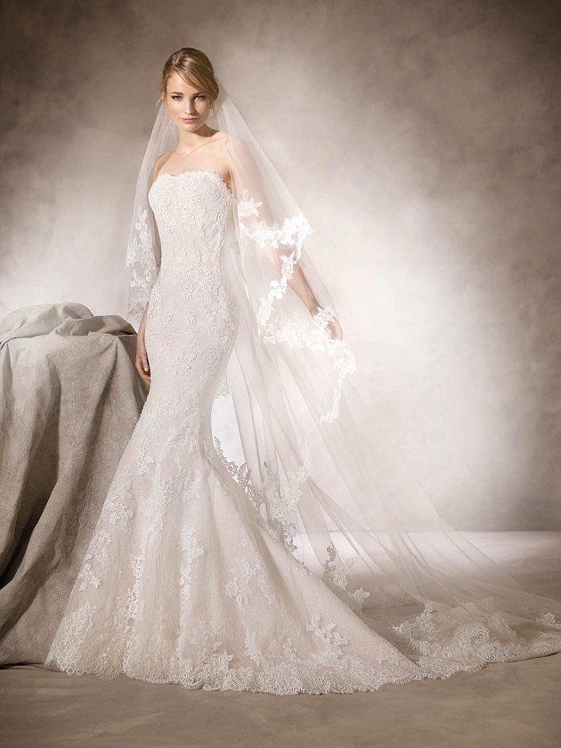Коллекция свадебных платьев La Sposa 2017 фото №61