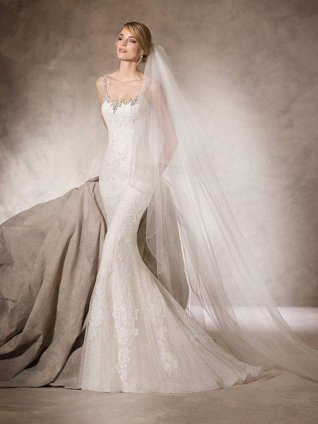 Коллекция свадебных платьев La Sposa 2017 фото №62