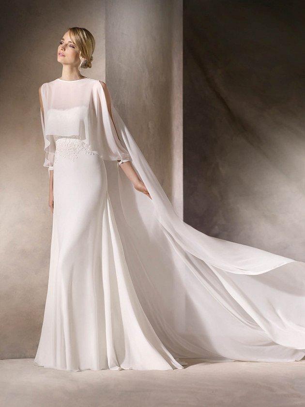 Коллекция свадебных платьев La Sposa 2017 фото №64