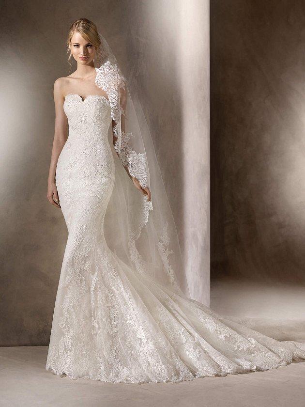 Коллекция свадебных платьев La Sposa 2017 фото №65