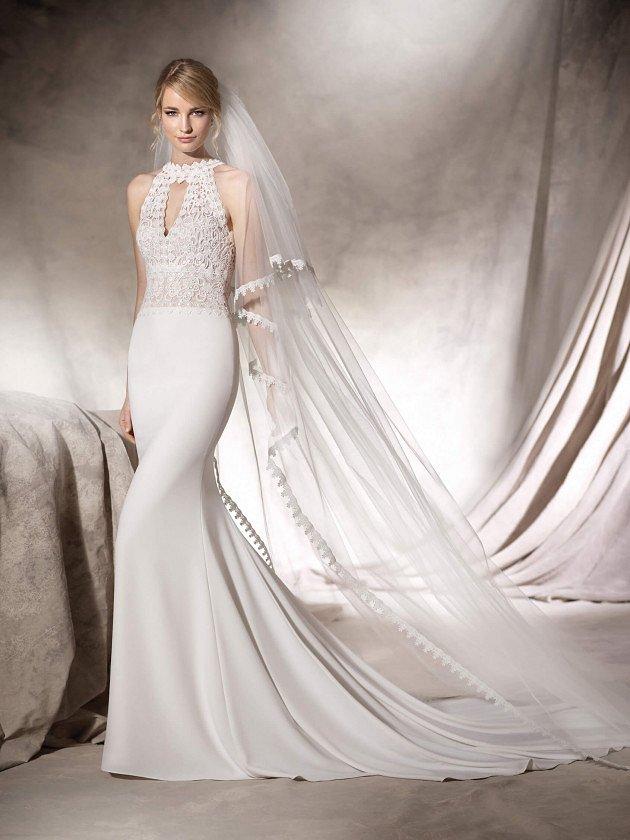 Коллекция свадебных платьев La Sposa 2017 фото №67