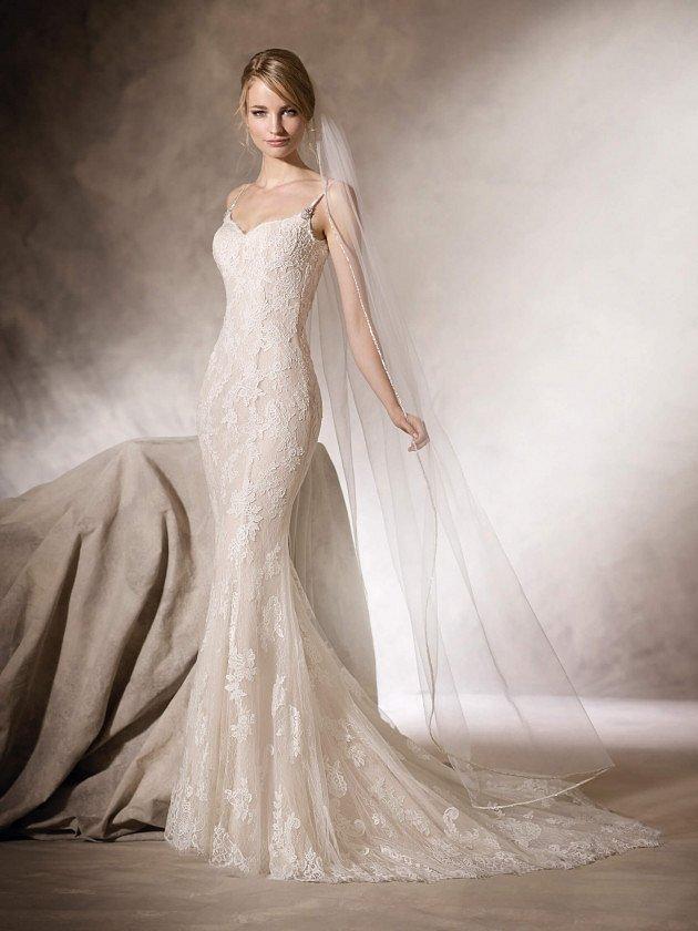 Коллекция свадебных платьев La Sposa 2017 фото №68