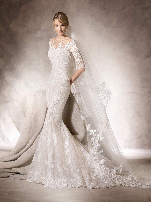 Коллекция свадебных платьев La Sposa 2017 фото №69