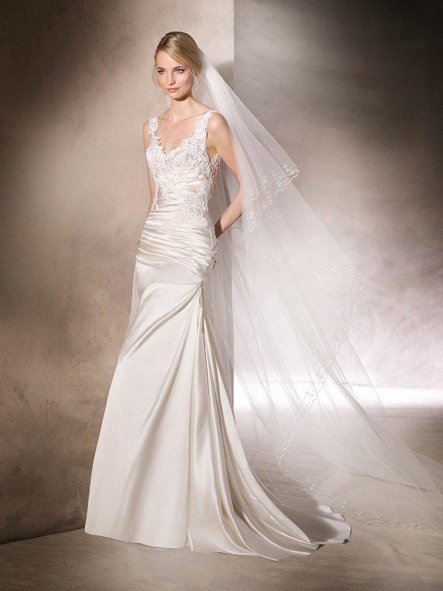 Коллекция свадебных платьев La Sposa 2017 фото №71
