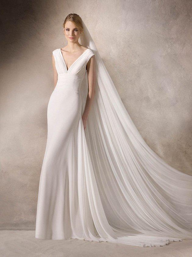 Коллекция свадебных платьев La Sposa 2017 фото №73