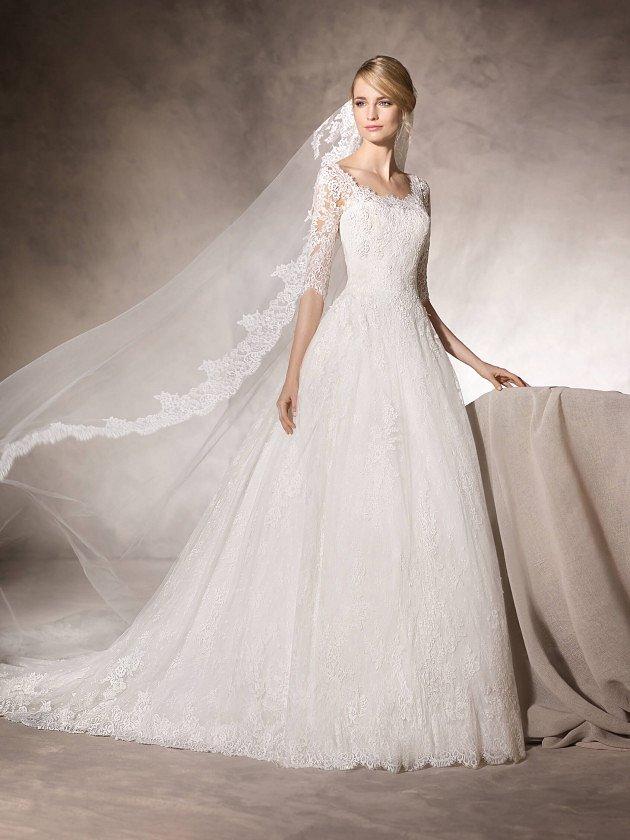 Коллекция свадебных платьев La Sposa 2017 фото №74