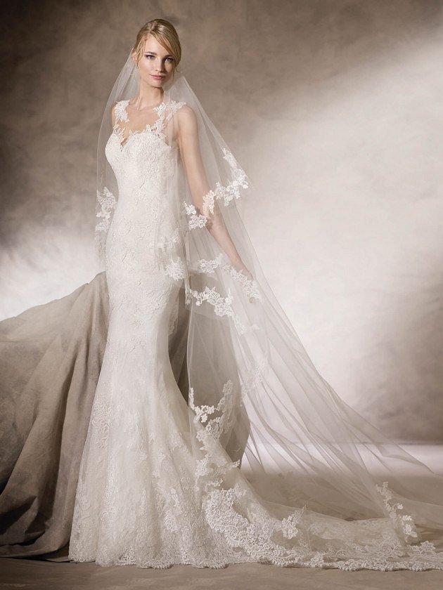 Коллекция свадебных платьев La Sposa 2017 фото №77