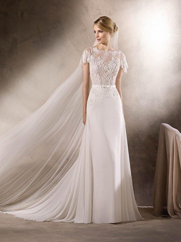 Коллекция свадебных платьев La Sposa 2017 фото №78