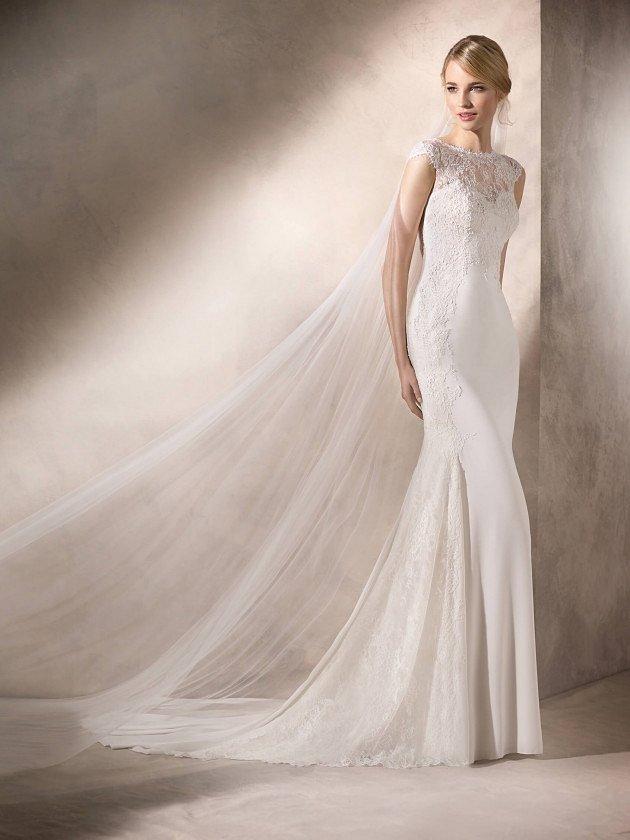 Коллекция свадебных платьев La Sposa 2017 фото №79