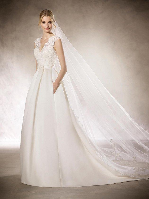 Коллекция свадебных платьев La Sposa 2017 фото №80