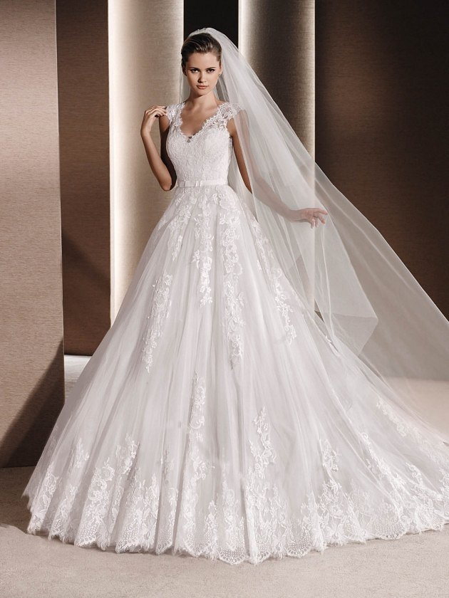 Коллекция свадебных платьев La Sposa 2017 фото №84