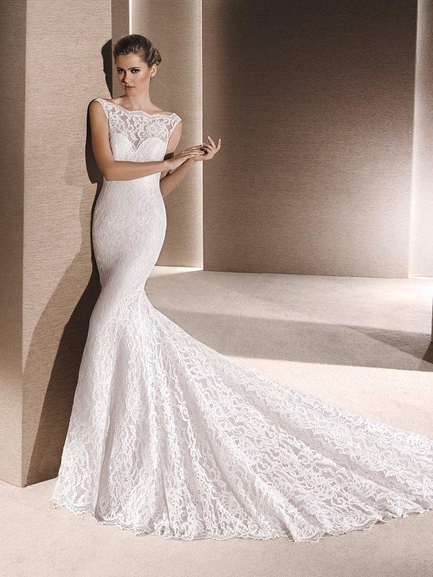 Коллекция свадебных платьев La Sposa 2017 фото №85