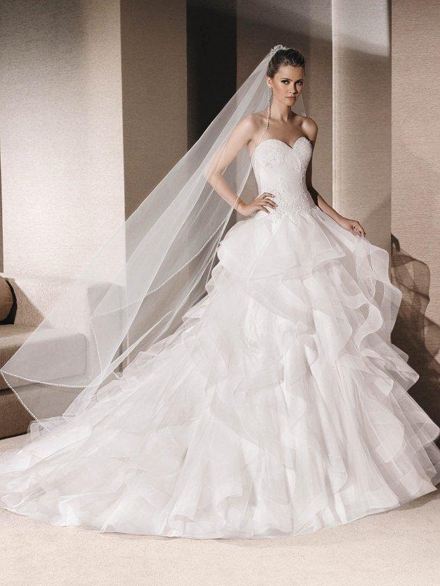 Коллекция свадебных платьев La Sposa 2017 фото №87