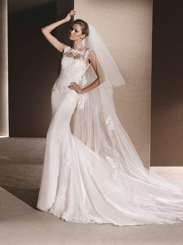 Коллекция свадебных платьев La Sposa 2017 фото №89