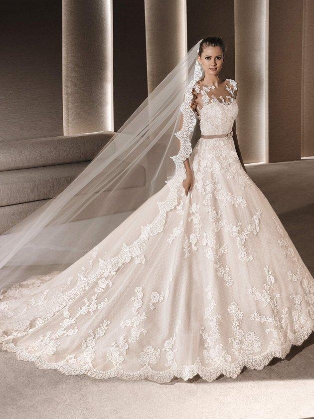 Коллекция свадебных платьев La Sposa 2017 фото №90