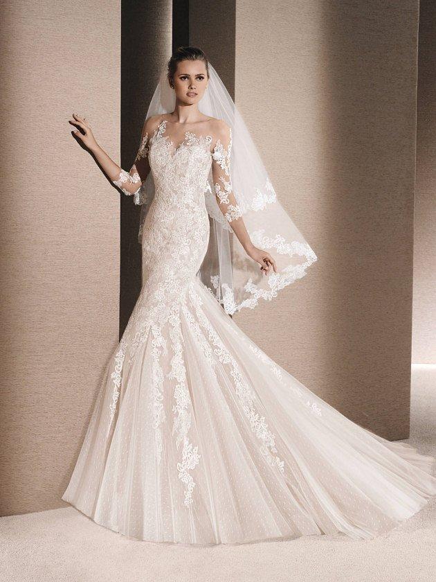 Коллекция свадебных платьев La Sposa 2017 фото №91