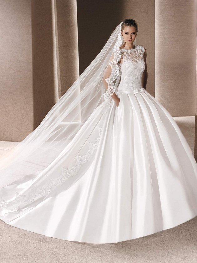 Коллекция свадебных платьев La Sposa 2017 фото №92