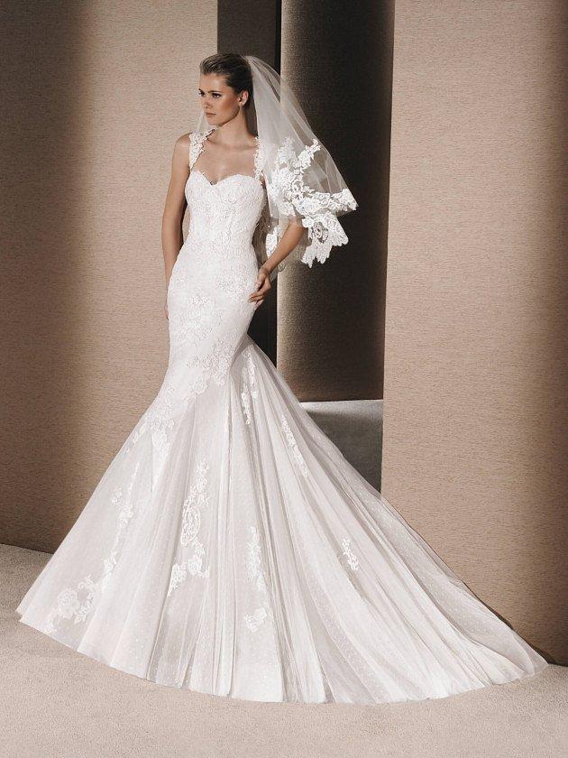 Коллекция свадебных платьев La Sposa 2017 фото №93