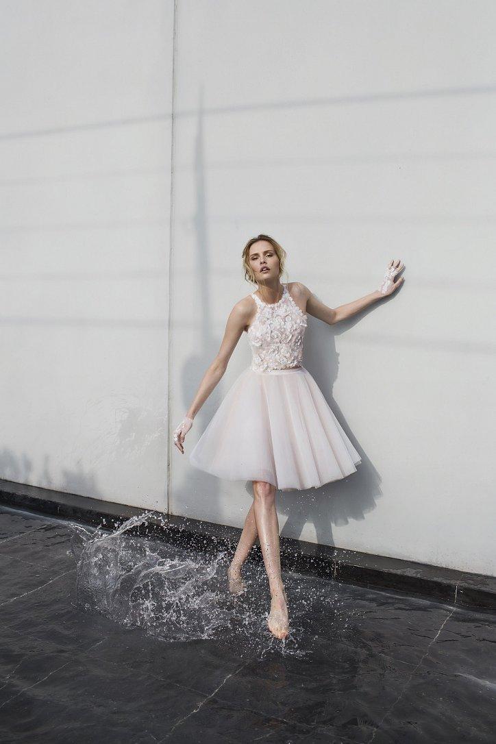 Коллекция свадебных платьев Mira Zwillinger 2017 фото №32