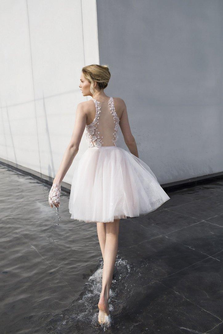 Коллекция свадебных платьев Mira Zwillinger 2017 фото №33