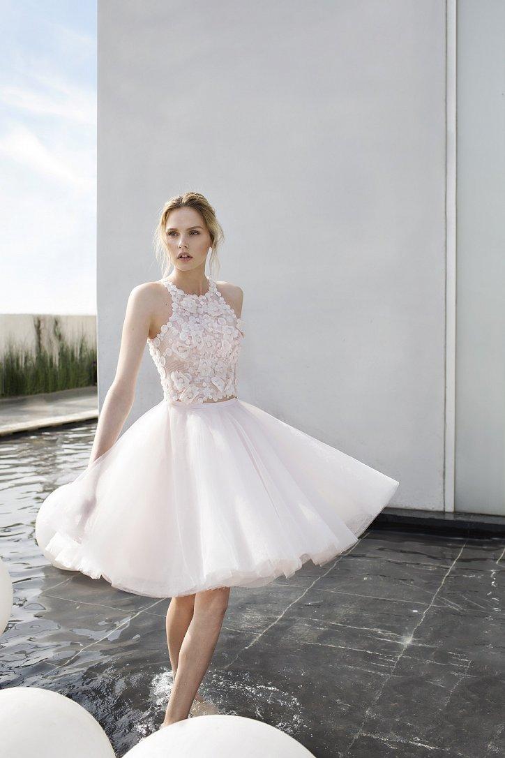 Коллекция свадебных платьев Mira Zwillinger 2017 фото №34