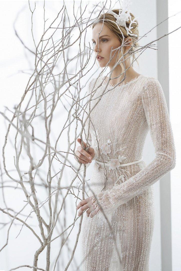 Коллекция свадебных платьев Mira Zwillinger 2017 фото №4