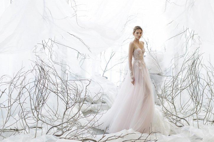 Коллекция свадебных платьев Mira Zwillinger 2017 фото №11