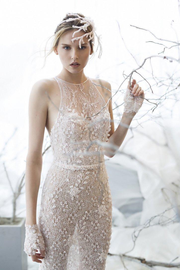 Коллекция свадебных платьев Mira Zwillinger 2017 фото №13