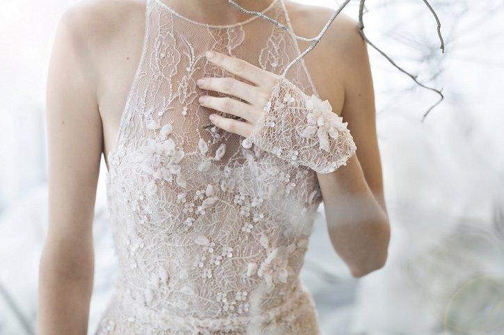 Коллекция свадебных платьев Mira Zwillinger 2017 фото №14