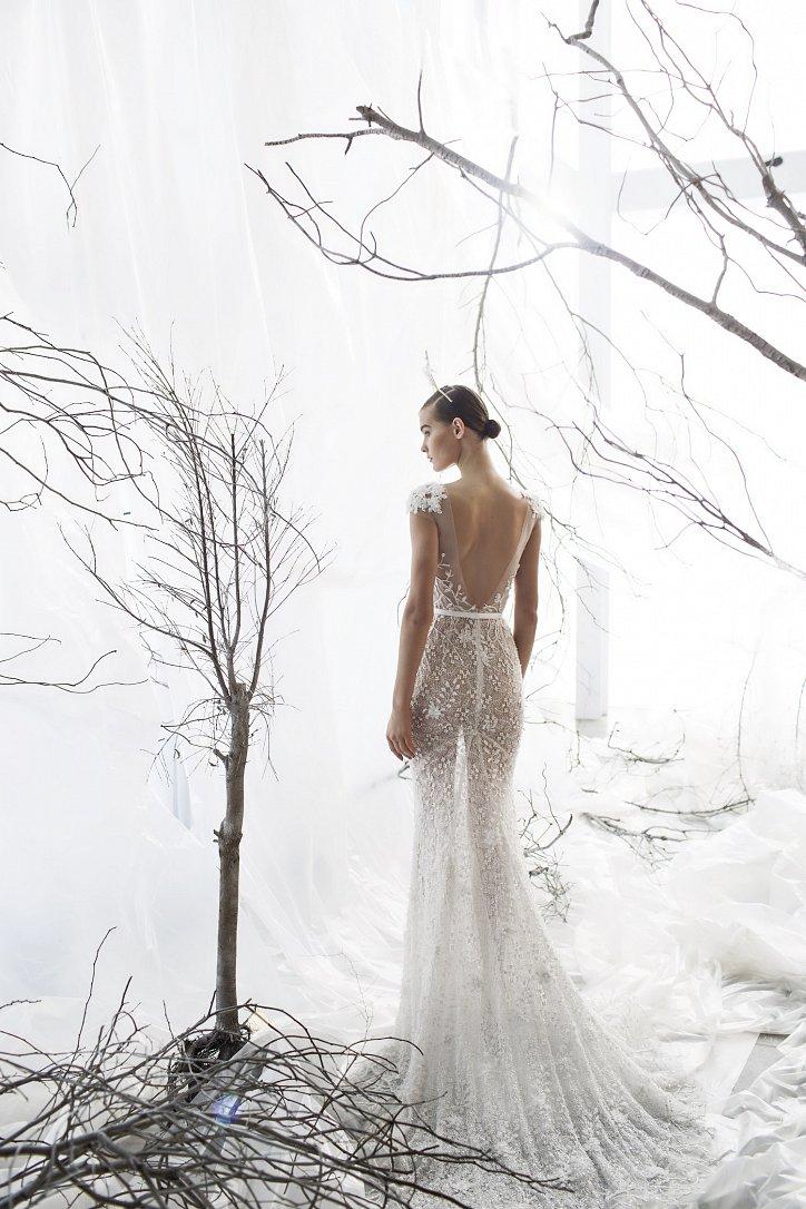 Коллекция свадебных платьев Mira Zwillinger 2017 фото №15