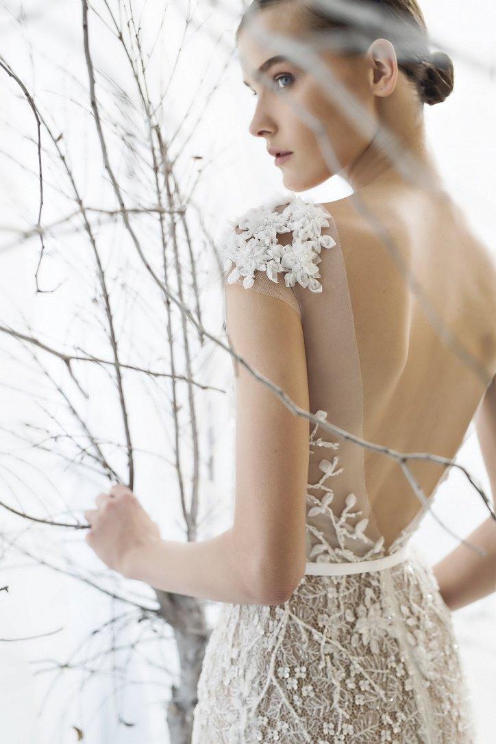 Коллекция свадебных платьев Mira Zwillinger 2017 фото №16
