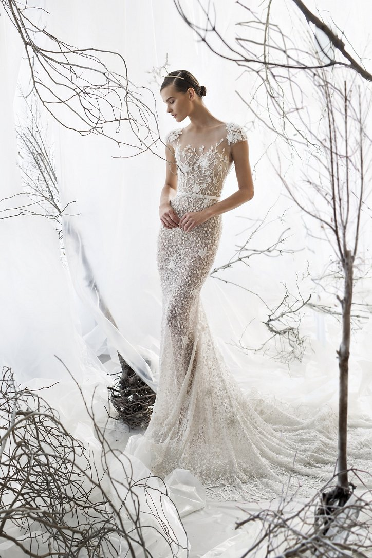 Коллекция свадебных платьев Mira Zwillinger 2017 фото №17