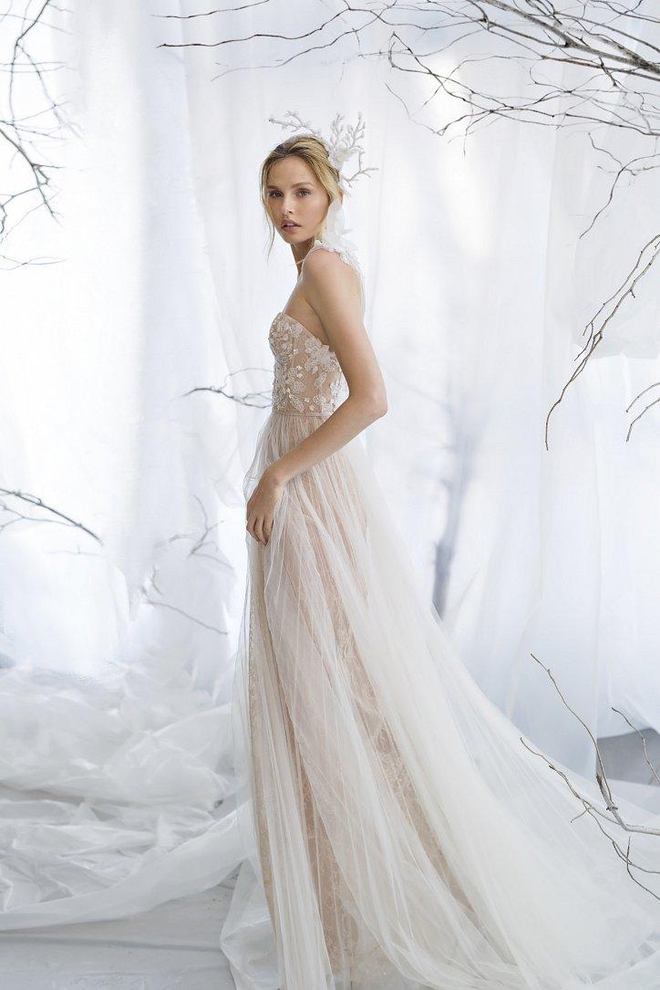 Коллекция свадебных платьев Mira Zwillinger 2017 фото №20