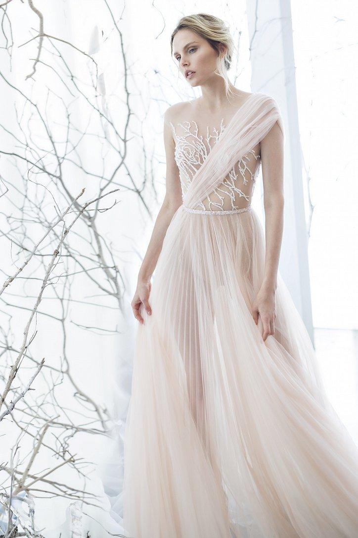 Коллекция свадебных платьев Mira Zwillinger 2017 фото №23