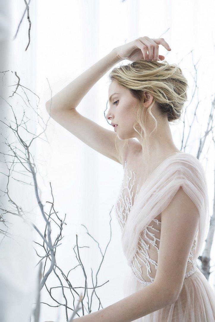 Коллекция свадебных платьев Mira Zwillinger 2017 фото №24