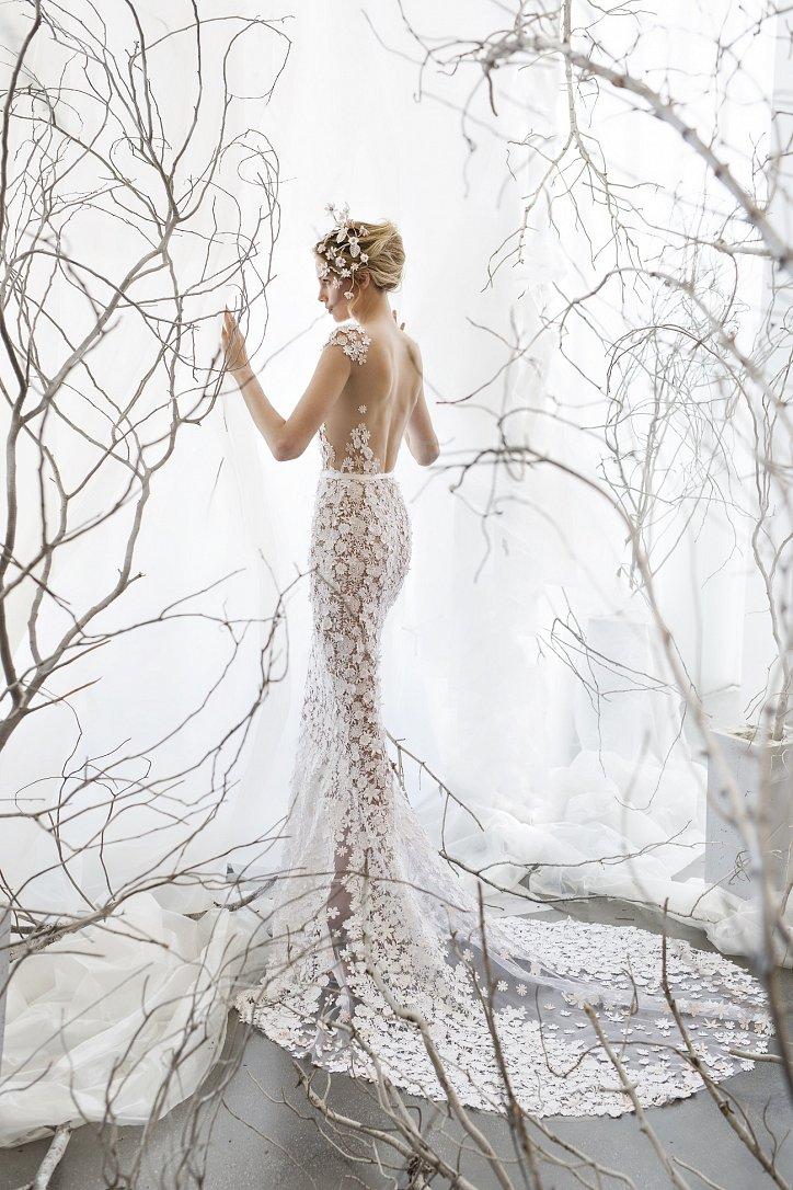 Коллекция свадебных платьев Mira Zwillinger 2017 фото №25