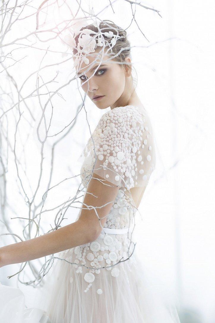 Коллекция свадебных платьев Mira Zwillinger 2017 фото №27